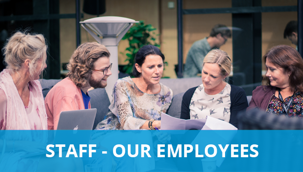 Staff - our employees