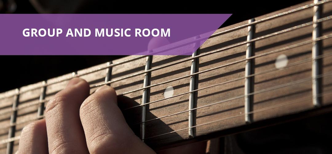 Group music room chalmers studentkår
