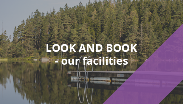 LOOK & BOOK-our facilities