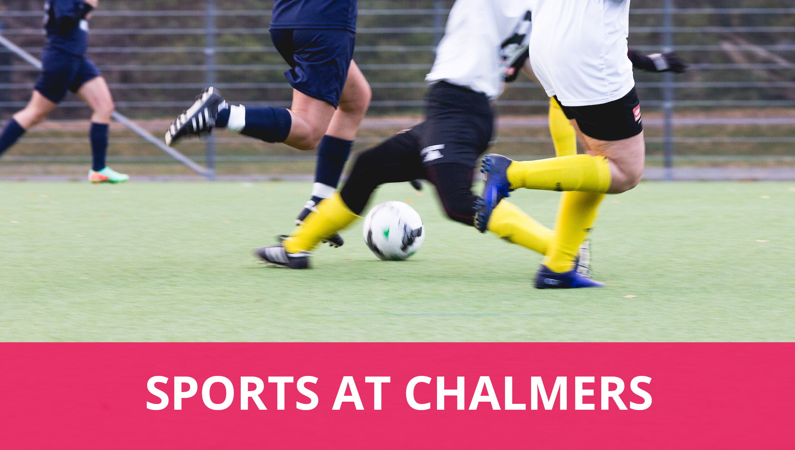 Sports at Chalmers